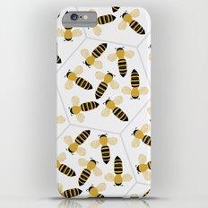 Bee pattern Slim Case iPhone 6s Plus