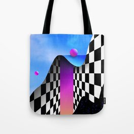 MELANCHOLYYY______UTOPIA Tote Bag