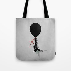 Gun Party ..... Tote Bag