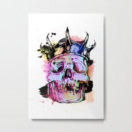 129 Metal Print