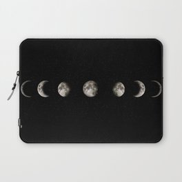 Moon Phase Laptop Sleeve