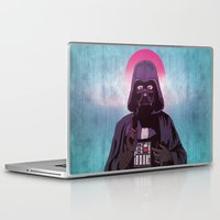 sith Laptop & iPad Skins featuring Holy Sith by That Design Bastard