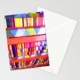 tile me silly Stationery Cards