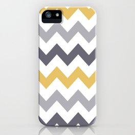 Touch Of Mustard iPhone Case