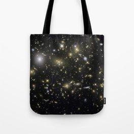Galaxy Cluster MACSJ0717.5+3745 Tote Bag