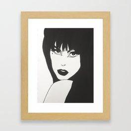Unpleasant Dreams! Framed Art Print