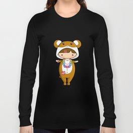 Kigurumi Hamster Long Sleeve T-shirt