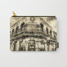 The Rutland Arms London Vintage Carry-All Pouch