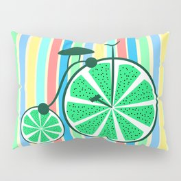 Kiwi ride Pillow Sham