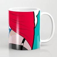 sexy Mugs featuring sexy by mark ashkenazi