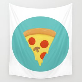 Pizza lover Wall Tapestry
