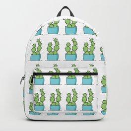 Castus Pattern Backpack