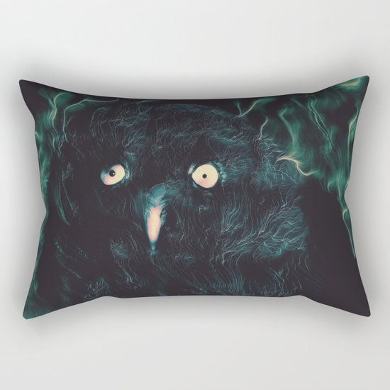 Northern Night Rectangular Pillow