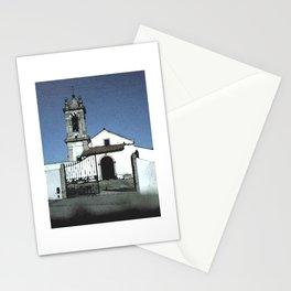 Portugal: Igreja Santo Estêvão das Galés Stationery Cards