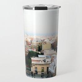 View from Park Güell Travel Mug