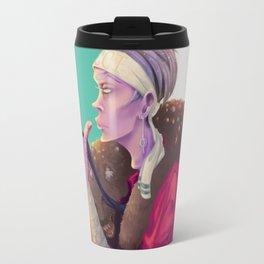 Dressed in Light Travel Mug
