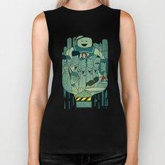 Ghostbusters Biker Tank