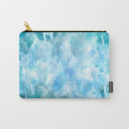 Fresh ice watercolor Carry-All Pouch