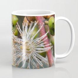 Beautiful white gum blossom Coffee Mug