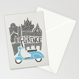 Florence Cityscape Stationery Cards