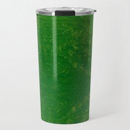 Bright Sea Foam Water Travel Mug