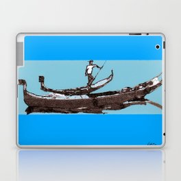 GONDOLIER         by Kay Lipton Laptop & iPad Skin