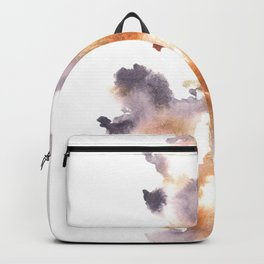 Soft Texture Watercolor | [Grief] Warmth in Hope Backpack