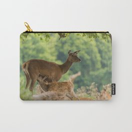 Spring Dear Carry-All Pouch