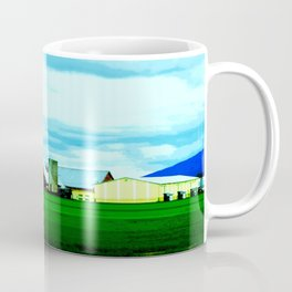 All At Once We Had It In For The Sky Coffee Mug