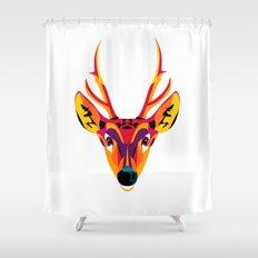 huemul Shower Curtain