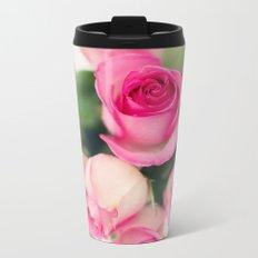 flowers2 Metal Travel Mug