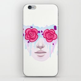 Rose Colored iPhone Skin
