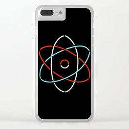 Science! Clear iPhone Case