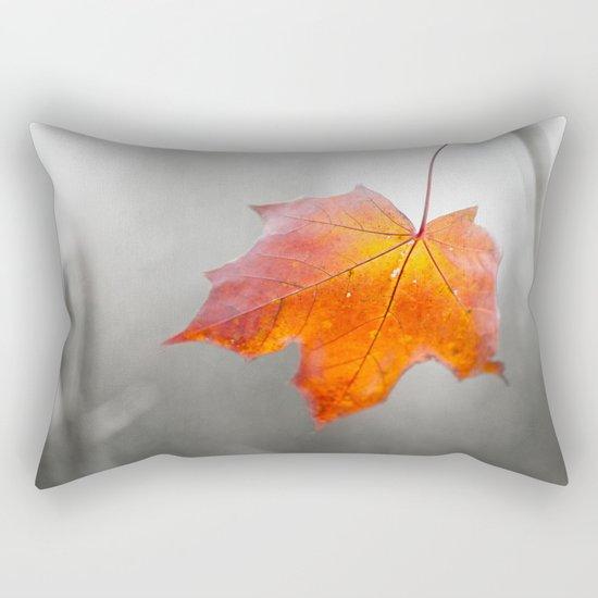 Velvet Autumn Rectangular Pillow