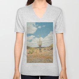 Old West Arizona Unisex V-Neck