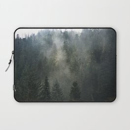 Willamette National Forest Mists Laptop Sleeve