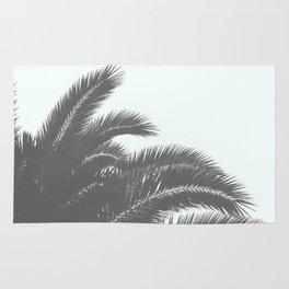 palm peek Rug