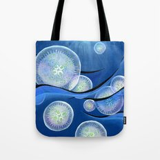 Jelly Family Tote Bag