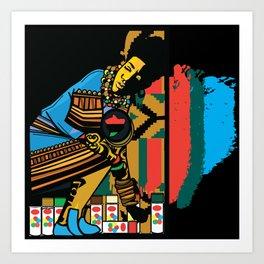 internationally known Art Print