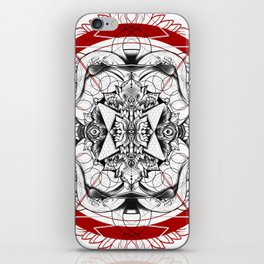 The Beholder iPhone Skin