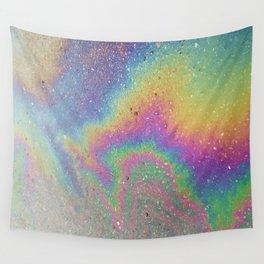 Rainbow shine Wall Tapestry