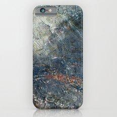 Water, Iron & Stone (Fallen Leaf Lake, California) iPhone 6s Slim Case