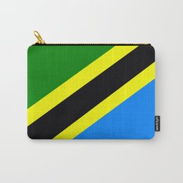Flag of Tanzania Carry-All Pouch
