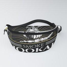 smoke Shisha every day water pipe Fanny Pack