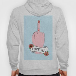 Love You Hoody