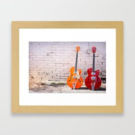 Gretsch Framed Art Print