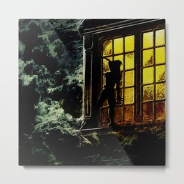Lost Boy in your Window Metal Print