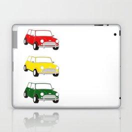 Mini Traffic Lights Laptop & iPad Skin