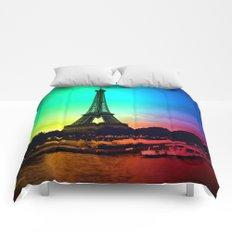 paris Colorful Comforters