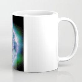 Space dolphin Coffee Mug